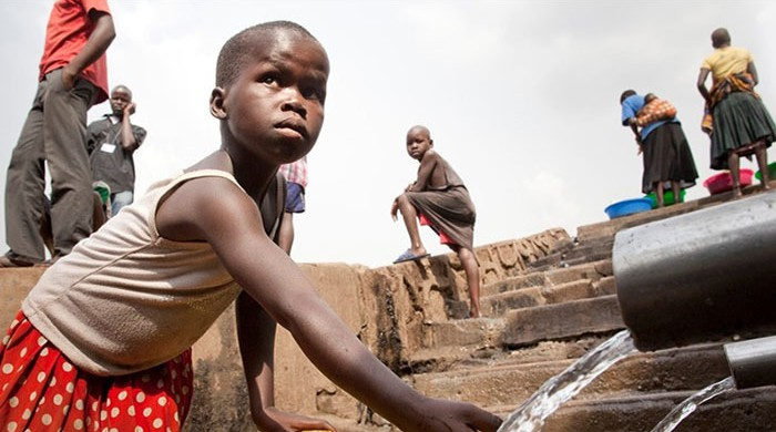 les maitres de l'eau Jean-Paul Llamazares affiche documentaire