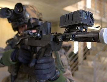 soldat du futur video cadreur chef opv cameraman opérateur de prise de vue