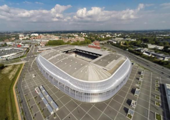 Megastadium, L'aventure du grand stade Lille Métropole affiche