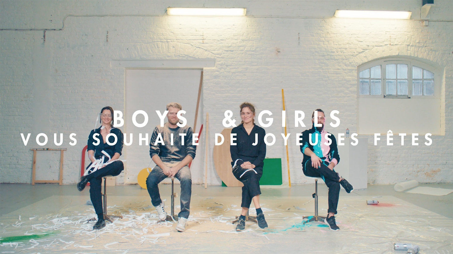 voeux 2018 Boys and Girls Stories